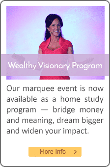 Wealthy Visionary Home Study Program