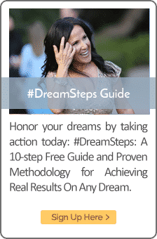 #DreamSteps Free Guide: Ten Tactics for Real Results